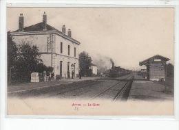 ARROU - La Gare - Très Bon état - France