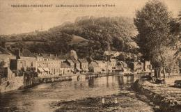 BELGIQUE - LIEGE - CHAUDFONTAINE - VAUX-SOUS-CHEVREMONT - La Montagne De Chèvremont Et La Vesdre. - Chaudfontaine