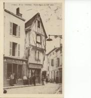 16_Cognac_vieille Maison Du XIIè S, Boucherie Chevaline Ecornette ATTENTION REEDITION - Cognac