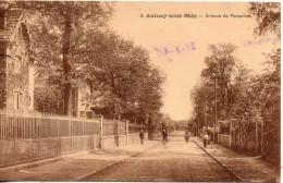 93. Aulnay Sous Bois. Avenue De Versailles - Aulnay Sous Bois