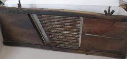 Ancienne Mandoline En Bois - Outils