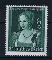 Germany 1939 Mi. Nr. 700 , Yv  638 , MNH/** - Deutschland