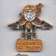 Assurance mutuelle , G. Yazid  Assurances , moto