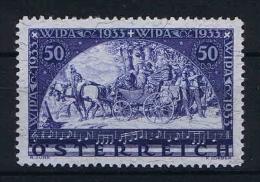 Österreich 1933 Mi 556 A, Yv Nr 430, Perfo 12,5, MNH/** - 1918-1945 1. Republik