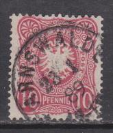 Deutsches Reich 1875-79  / Mi: 38/ C 617 - Alemania