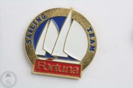Sailing Team Fortuna - Pin Badge #PLS - Barcos