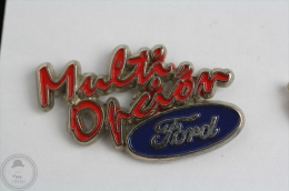 Multi Opcion Ford - Pin Badge #PLS - Ford