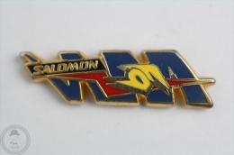 Salomon - Pin Badge #PLS - Marcas Registradas