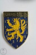 Franche Comte Shield - Pin Badge #PLS - Ciudades