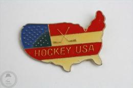 Hockey USA  - Pin Badge #PLS - Pin
