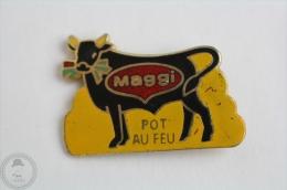 Maggi Pot Au Feu - Pin Badge  #PLS - Marcas Registradas