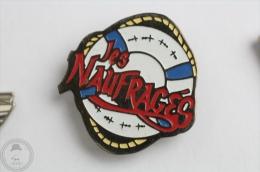Les Naufrages - Pin Badge  #PLS - Barcos