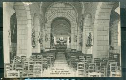 VAUX  ( SUR VIENNE  )   Intérieur De L'église ( Pelurage Sur Un Bord Mais Inédit Sur Delcampe à Ce Jour )   - Ead172 - Autres Communes