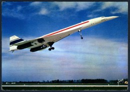 Concorde - 1946-....: Ere Moderne
