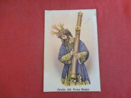 Religions & Beliefs > Christianity> Jesus--  Spain Stamp & Cancel  -ref   1396 - Jesus