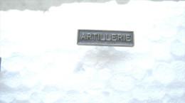 AGRAFE POUR MEDAILLE DE RAPPEL DIXMUDE ARTILLERIE EXCELLENT ETAT