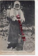 SERBIE - SOUVENIR D' ORIENT 1914-1918-  FERMIERE MACEDONIENNE PRES DE X... - Serbie
