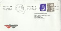 BARCELONA CC SELLO BASICA JUAN CARLOS I - 1981-90 Cartas