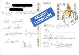 Österreich / Austria - Postkarte Echt Gelaufen / Postcard Used (X1117) - Entiers Postaux