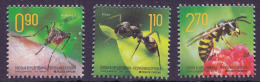 Bosnia Serbia 2014 Fauna, Insects, Mosquito, Ant, Wasp, Set MNH - Insects