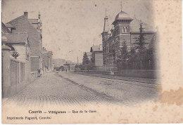 Couvin Rue De La Gare Villégiature J3145 - Couvin