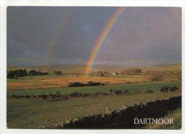 ENGLAND - AK 201932 Rainbow Over Dartmoor Near Postbridge - Altri
