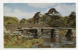 ENGLAND - AK 201934 Dartmoor - Postbridge - Altri