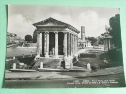 ROMA - Piazza Bocca Della Verita - Places & Squares