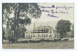 Carte Photo - Hermaville Par Aubigny En Artois - Le Château - France