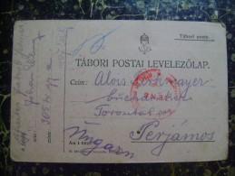 Russia-Hungary-Romania-2x Censorship-Russia D.C. N 256-cca 1915  (2700) - Storia Postale