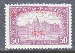 Hungary BANAT-BACSKA   10 N 8   * - Banat-Bacska