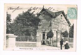 Morsang Sur Orge  Parc Beauséjour Hotel Du Pavillon Bleu - Morsang Sur Orge