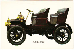 CADILLAC 1906 -  OLDTIMER CAR - USA - Passenger Cars