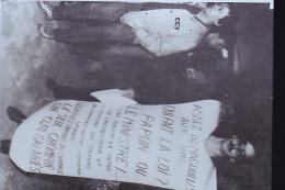 CGT LIONEL URBAIN DELEGUE PASSE AU DESSUS PAPON / MR WALBUM REIMS - Labor Unions