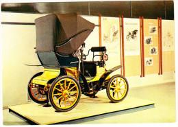 FIAT 3,5 HP - 1899 -  OLDTIMER CAR - Museo Torino - Italia - Turismo