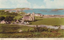 TRESCO CHURCH, SCILLY - Scilly Isles