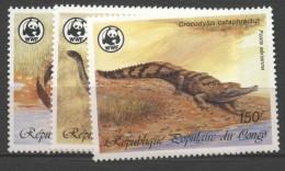 Congo  PA N° 362 à 364 Neuf  XX  Cote 8,00 Euros Au Tiers De Cote - Neufs