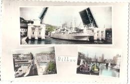 BILBAO  Multivues - Stamped TB - Vizcaya (Bilbao)