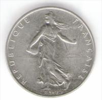FRANCIA 1 FRANC 1999 - Francia