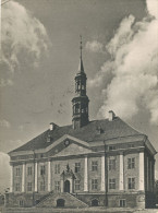 Narva - Postcard Travelled 1967 To Yugoslavia - Damaged - Estonia