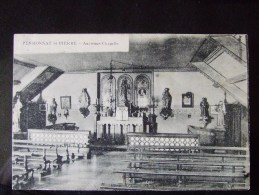 PENSIONNAT SAINT PIERRE / ANCIENNE CHAPELLE / LIEU A IDENTIFIER / PHOTO R. BINET SAINT BRIEUC - Cartes Postales