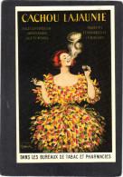 CAPPIELLO - Publicité Cachou Lajaunie Dans Les Bureaux De Tabac Et Pharmacies - Adeca Neudin 589 Sur 1000 - Non écrite - Cappiello