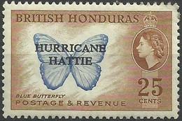 BRITISH HONDURAS ..1962..Michel # 162...MLH. - British Honduras (...-1970)