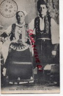 SERBIE - SOUVENIR D' ORIENT 1914-1918-  JEUNES MARIES MACEDONIENS EN COSTUME DE NOCE - Serbie
