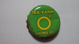 Vietnam used beverage bottle crown cap / Kronkorken / Capsule
