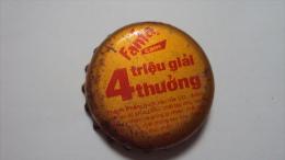 Vietnam Fanta used beverage bottle crown cap / Kronkorken / Capsule