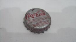 Vietnam Coca Cola used beverage bottle crown cap / Kronkorken / Capsule