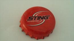Vietnam Sting / Energy drink of Coca Cola / used beverage bottle crown cap / Kronkorken / Capsule