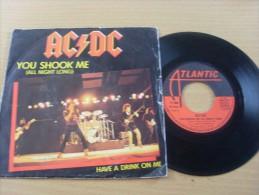 SP AC/DC  You Shook Me -1980 - Vinyl-Schallplatten