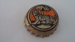 Vietnam Tiger used beer bottle crown cap / Kronkorken / Capsule